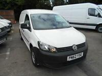 Volkswagen Caddy Maxi 1.6 Tdi 102Ps Van DIESEL MANUAL WHITE (2012)