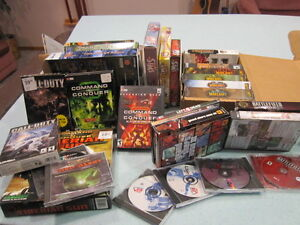 Various PC Games