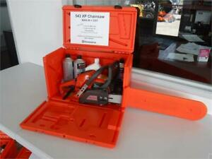 Husqvarna 543 Chainsaw Package