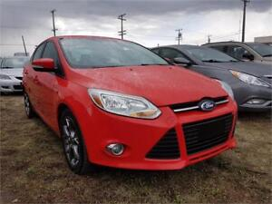 2013 Ford Focus | WARRANTY | NO ACCIDENT | LEATHER HEATED SEATS