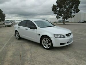 2006 Holden Commodore VE Omega White 4 Speed Automatic Sedan Epping Whittlesea Area Preview