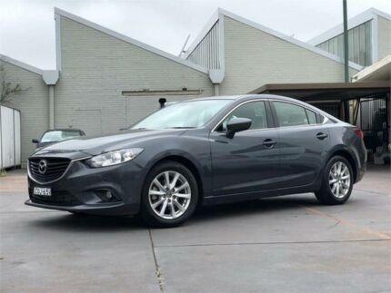 2013 Mazda 6 6C Touring Grey 6 Speed Automatic Sedan Burwood Burwood Area Preview