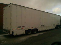 TRUCK LEAVING FOR ONT AND ALBERTA FLAT RATE MOVING