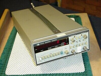 Hewlett Packard Hp 5316a Universal Counter Hp-ib
