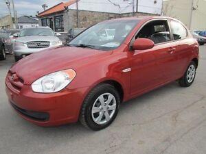 Hyundai Accent (GARANTIE 2 ANS INCLUS) *FINANCEMENT MAISON* 2008