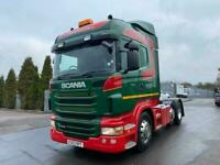 Scania R440 Midlift Highline Tractor Unit