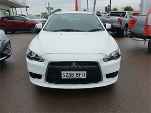 2015 Mitsubishi Lancer CJ MY15 ES Sport White 6 Speed Constant Variable Sedan Whyalla Whyalla Area Preview
