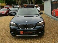2012 BMW X1 2.0 18d xLine Auto xDrive 5dr SUV Diesel Automatic