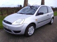 2003 FORD FIESTA 1.2 LX ### NEW CLUTCH JUST FITTED !!! ### MOT/D OCTOBER 2017 ###