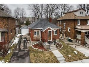 Beautiful Private Treed Lot With a Detached Garage
