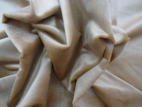 Scalamandre Light Gold Color Silk velvet Patt# 36198-5