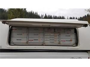 2005 Ford F350 4X4 With CARGOBODY ONLY 142,953 kms! Prince George British Columbia image 10