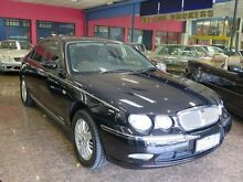 2001 Rover 75 Club Black 5 Speed Manual Sedan South Melbourne Port Phillip Preview