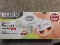 Massager - Homedics Handheld, Brand new in box