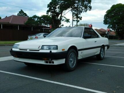NISSAN SKYLINE RS-X 2DR COUPE MANUAL TURBO Five Dock Canada Bay Area Preview
