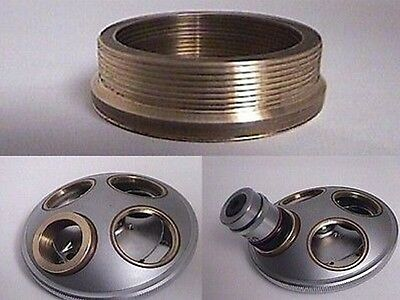 Microscope Objective Lens Adapter For Olympus Neo 25mm - Rms