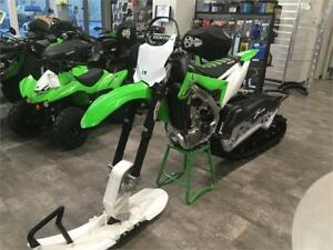 Snowbike season is here, call Coopers Motorsports!