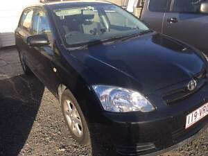 2006 TOYOTA COROLLA ASCENT SECA 1.8 MANUAL (202KMS 06/17 REGO) Rochedale South Brisbane South East Preview
