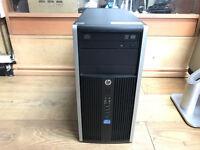 HP COMPAQ PRO 6300 MT Core i5-3470 Quad 3.2GHz 4GB RAM 500GB HD Win 10 PC