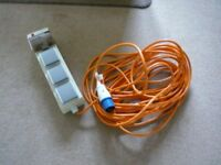 SUNNCAMP EXTENSION CABLE