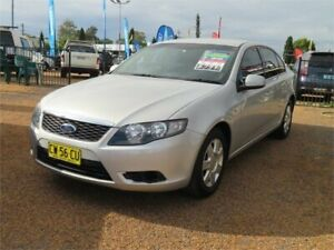 2008 Ford Falcon FG XT Silver 5 Speed Sports Automatic Sedan Minchinbury Blacktown Area Preview