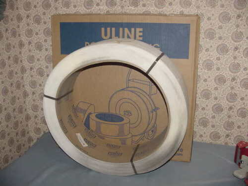 "Uline Poly Strapping 1/2"" 0.015"" 9000"