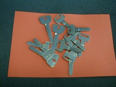 YAMAHA Motorcycle and ATV Keys CUT TO YOUR NUMBER or CODE Ignition Switch