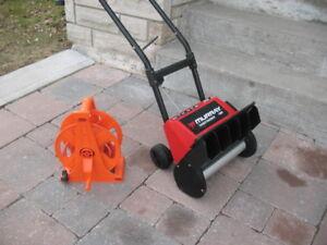 Murray 1500 electric power shovel