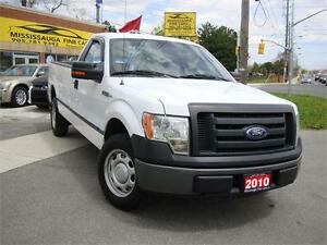 2010 FORD F-150 LONG BOX,VERY CLEAN