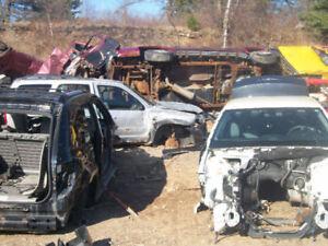 Boyles recycling scrap metal drop off / free junk vehicle pickup