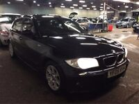 2005 BMW 1 SERIES 118I 2.0 SE AUTOMATIC AUTO PETROL 5 DOOR HATCHBACK MOT GOOD DRIVE