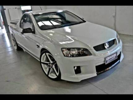 From $94 p/w ON FINANCE* 2011 Holden Omega Ute Mount Gravatt Brisbane South East Preview