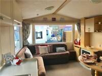 Static caravan for sale CONTACT DEAN 3 bed north west morecambe ocean edge views