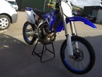 Yamaha YZF 450 2009 Motocross bike