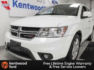 2012 Dodge Journey R/T AWD, NAV, sunroof, heated power leather s