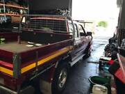2009 Nissan Navara Dual Cab YD25 *WRECKING* Guard RF Slacks Creek Logan Area Preview