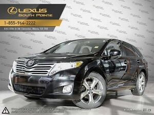 2010 Toyota Venza Navigation & JBL package V6 All-wheel Drive (A