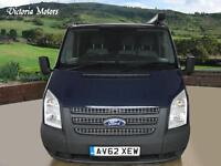 2013 FORD TRANSIT 100 T260 FWD SWB LOW ROOF GOOD CONDITION 100PS