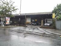 Finchley central car wash to let