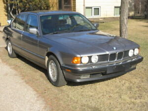 1991 BMW 7-Series Sedan