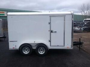 New 2016 Pace 7' x 12' Cargo Sport Enclosed Trailer