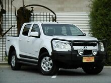 2013 Holden Colorado RG MY13 LT Crew Cab White 6 Speed Sports Automatic Utility Melrose Park Mitcham Area Preview
