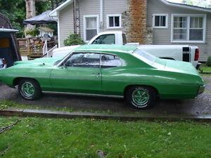 1969 Pontiac Laurentine 2 DR