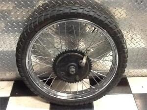 "21"" Custom Rear Wheel with QD Hub"