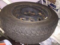 tire pneus hiver winter 215/60 R16 95T