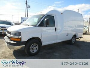 2015 Chevrolet Express 3500 1WT CARGO - LOW KMS