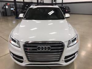 Gorgeous 2015 Audi SQ5