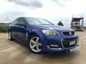 2015 Holden Commodore VF II MY16 SV6 Slipstream 6 Speed Sports Automatic Sedan Garbutt Townsville City Preview
