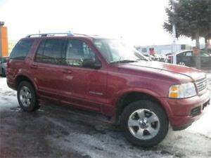 2004 Ford Explorer Limited SunRoof, Heated Leather Seats