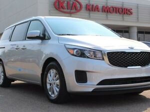 2018 Kia Sedona LX, HEATED SEATS, BACKUP CAM, POWER SEATS, USB /